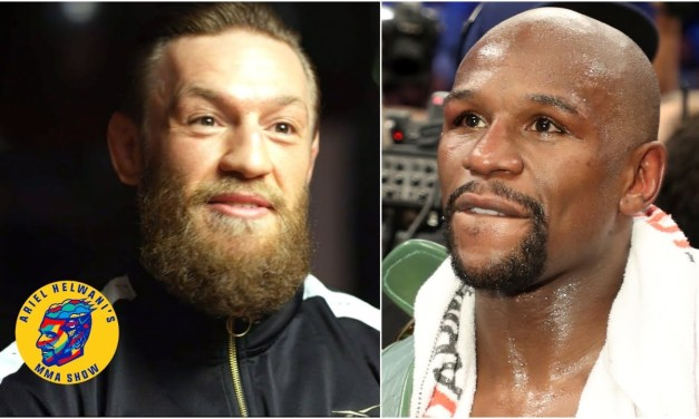 Conor McGregor Claims Floyd Mayweather Agreed to an MMA Fight
