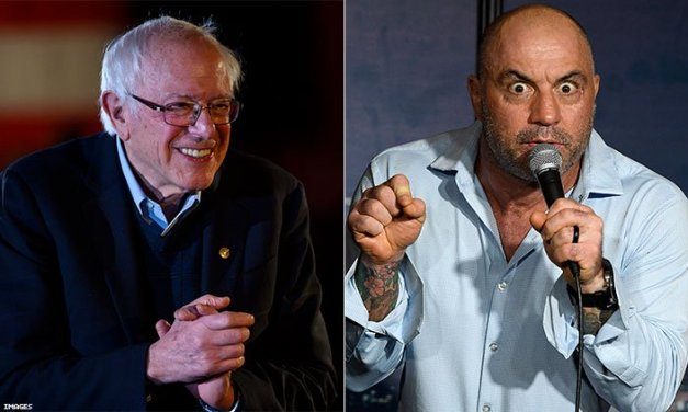 UFC commentator Joe Rogan Accused of Racism and Misogyny After Backing Bernie Sanders