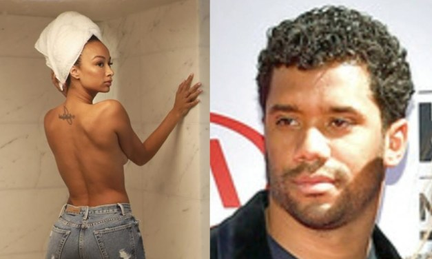 Draya Michele is Thirsting for a Man Like Russell Wilson