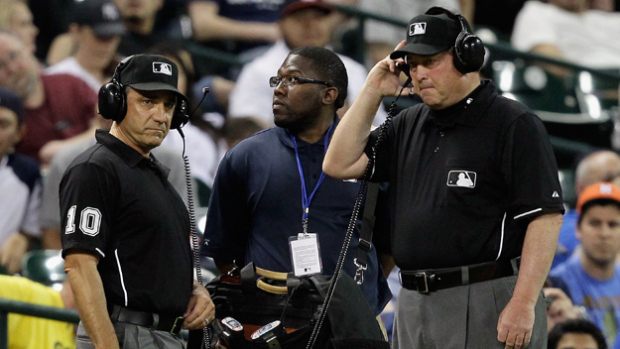 MLB Umpires Will Reportedly Wear Microphones to Address Crowd in 2020