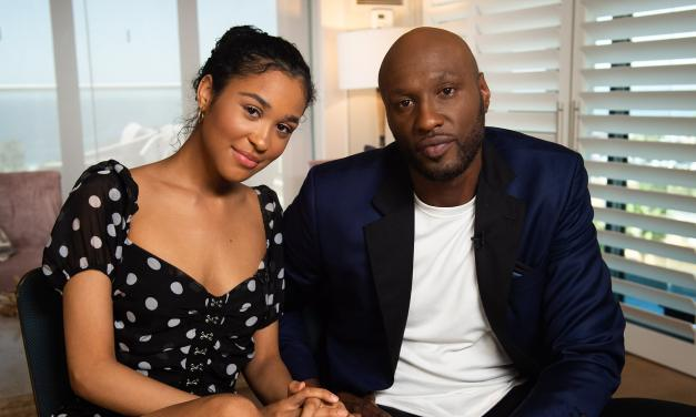 Lamar Odom's Daughter Accuses Lamar's Fiance of Domestic Violence