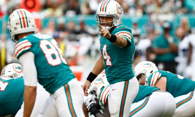 "Dolphins are Reportedly ""Extremely Active"" in Trade Talks Ahead of the Draft"
