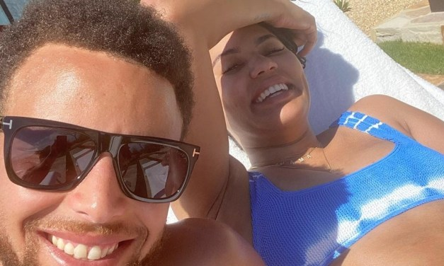 Ayesha Curry Mixed It Up In the Comment Section After Being Called Out for Trashing Women Posting Bikini Pics