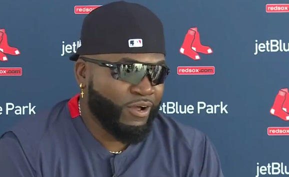 David Ortiz Had Some Choice Words For Astros Whistleblower Mike Fiers