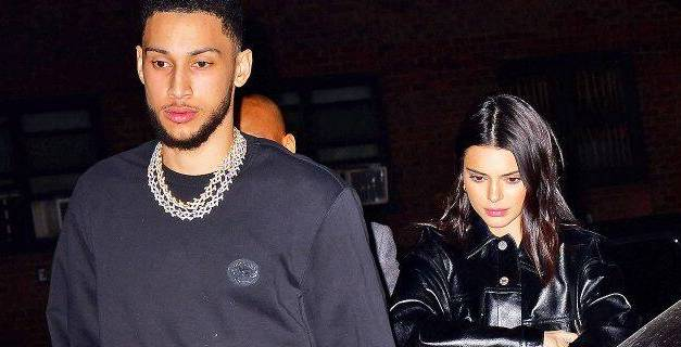 Ben Simmons is a Big Fan of Kendall Jenner's Work on the Runway