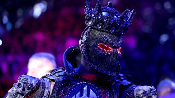 Deontay Wilder Bizarrely Blames Fury loss on Heavy Costume