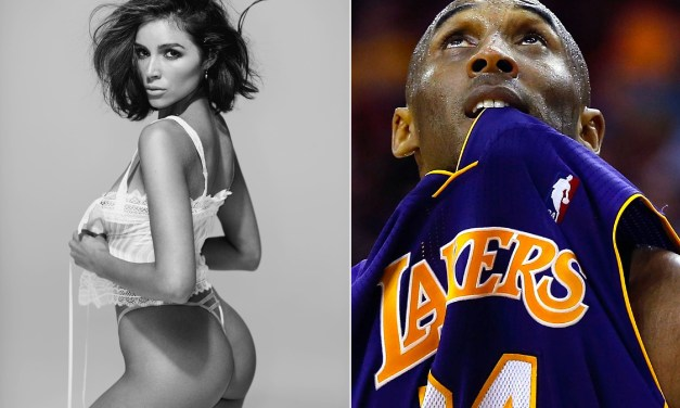 Olivia Culpo Honors Kobe Bryant on the Runway for Milan Fashion Week