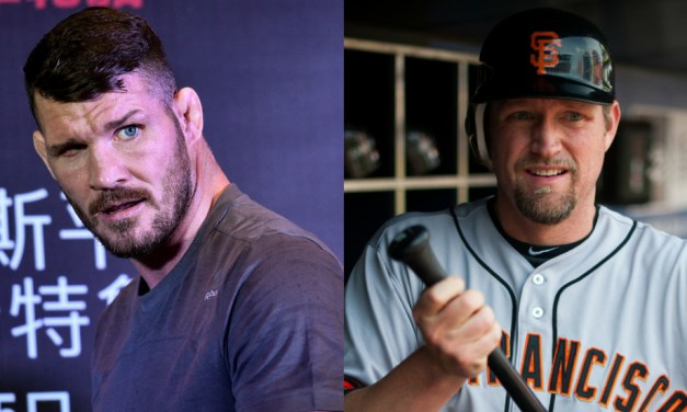 UFC Fighter and Aubrey Huff Get Into it After Bizarre Trump-Coronavirus Conspiracy Theory