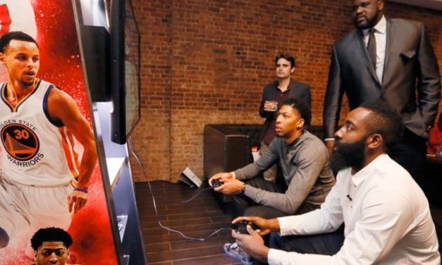 NBA Launching a Players Only NBA 2K Tournament to Be Televised