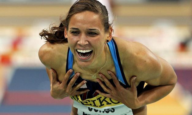 Lolo Jones had the Best Reaction to the Tokyo Games Getting Postponed