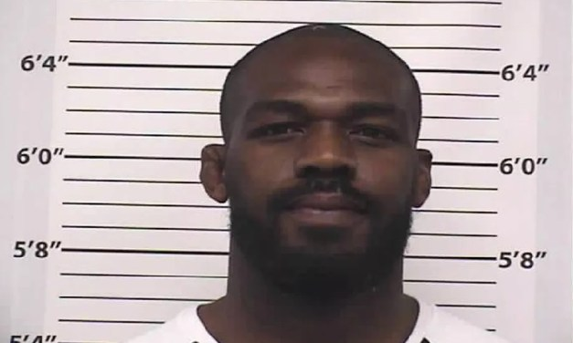 Jon Jones Arrested For Aggravated DWI and Negligent Use of Firearm
