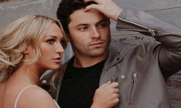 Baker Mayfield's Wife Shows Off His New Bod