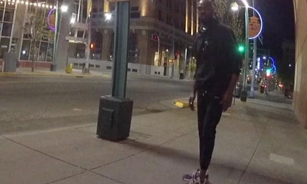 Bodycam Video Shows Emotional Jon Jones During Arrest