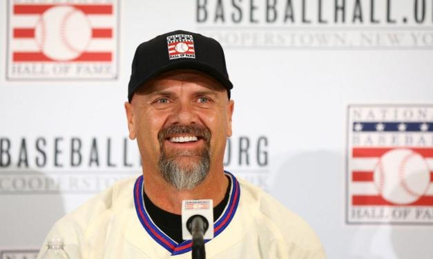 MLB Hall of Famer Larry Walker to Serve as the Avalanche's Emergency Goalie