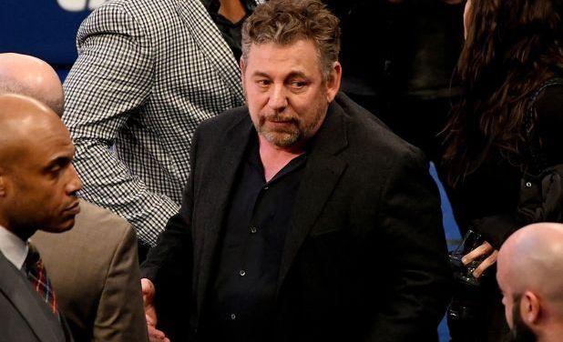 Knicks Owner James Dolan Has Coronavirus