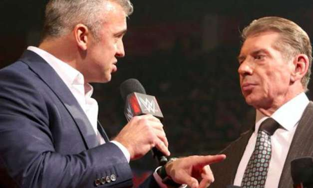 Shane McMahon Is Asked If The Coronavirus Will Shut Down WWE Live Events