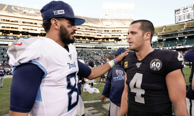 Raiders made great decision signing Marcus Mariota instead of Tom Brady