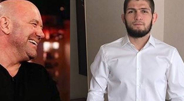 Khabib Calls Dana White 'Unprofessional' For Not Having a Location Yet for UFC 249