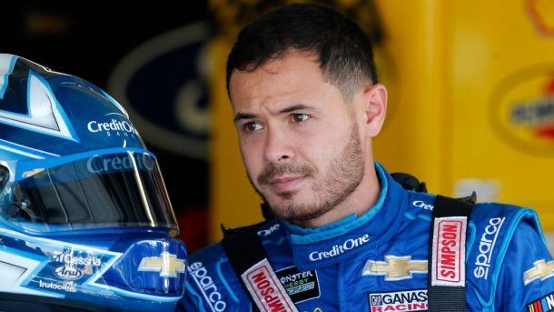 NASCAR Star Kyle Larson Dropped the N-Word During iRacing Charity Race