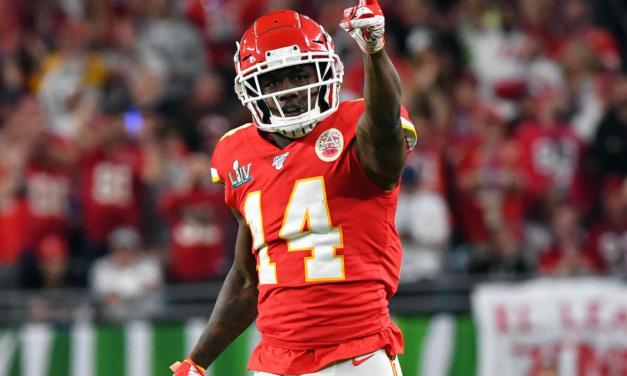 Sammy Watkins Agrees to a Restructured Deal With the Chiefs