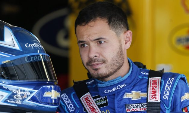 NASCAR Star Kyle Larson Fired for Dropping N-Word in Virtual Race