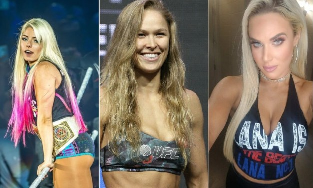 WWE Divas Return Fire At Ronda Rousey For Calling WWE Out for 'Fake Fights'