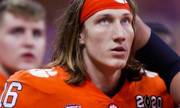 Trevor Lawrence Shares a Message Over George Floyd's Death