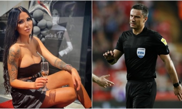 Champions League Referee Caught in Cocaine, Weapons and Prostitution Raid Blames Mix-up After Being Released