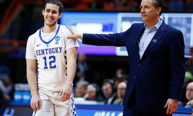Coach Calipari Sends a Message to His Son After Scheduling Detroit Mercy