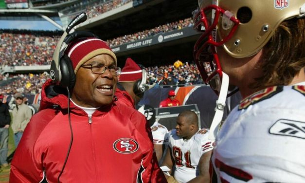 Pro Football Hall of Famer Mike Singletary Left His High School Coaching Job After Posting a 1-21 Record