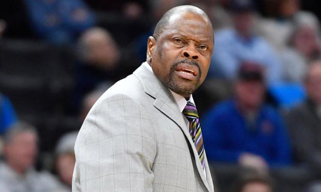 NBA Legend and Georgetown Head Coach Patrick Ewing Has Tested Positive for COVID-19