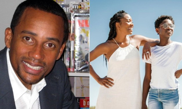Actor Hill Harper Getting Absolutely Crushed for Wishing 'Young Man' Zaya Wade a Happy Birthday