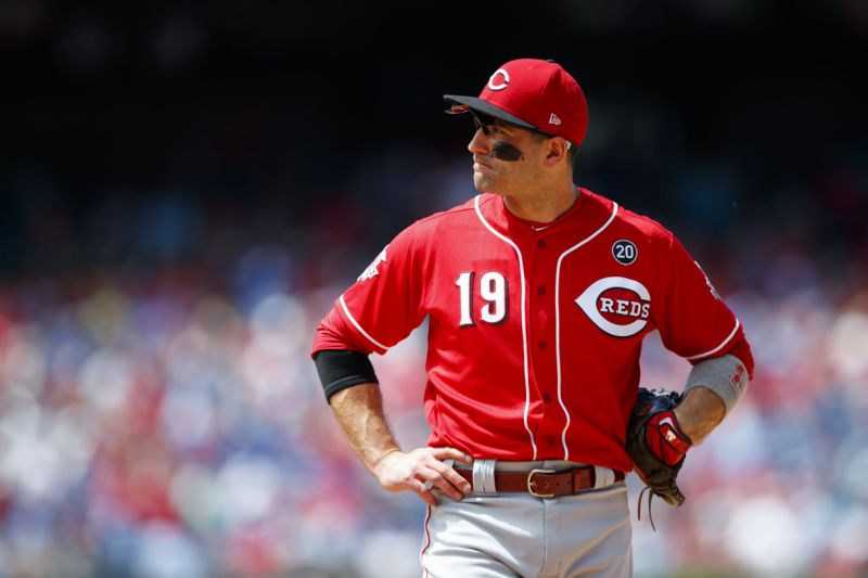 Joey Votto Calls Himself Out for White Privilege