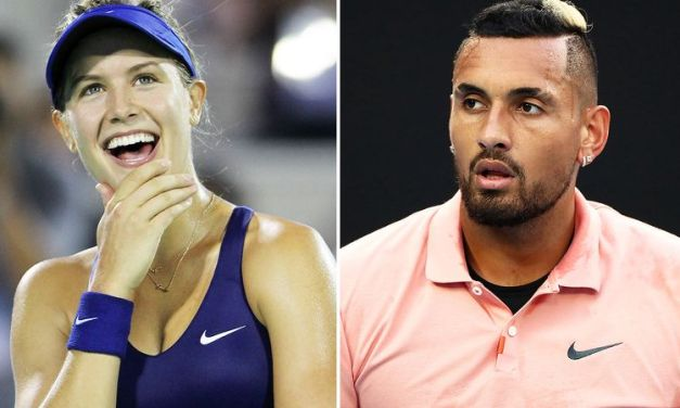 Tennis Bad Boy Nick Kyrgios Has Turned his Attentions to the Bouchard Twins