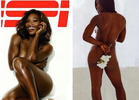 Tennis Player Recalls her Reaction to Seeing Serena Williams Butt Naked