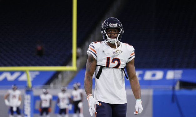 Allen Robinson Expects to be a Bear for Rest of Season