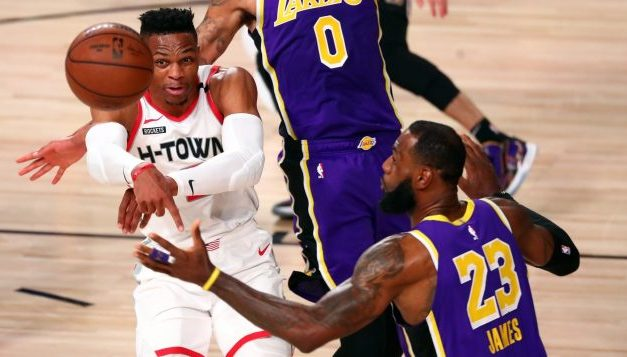 LeBron: 'We Got a Feel for' Rockets' Speed in Loss