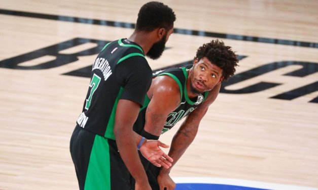 Celtics Downplay Locker Room Fight After Loss