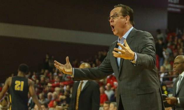Wichita St. looking into coach Marshall's conduct