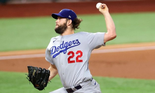 Kershaw lifts L.A. to edge of WS title, feels 'good'