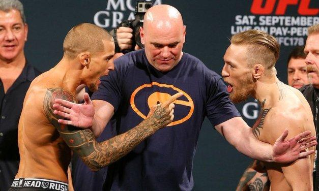 Poirier believes he's next for McGregor in UFC