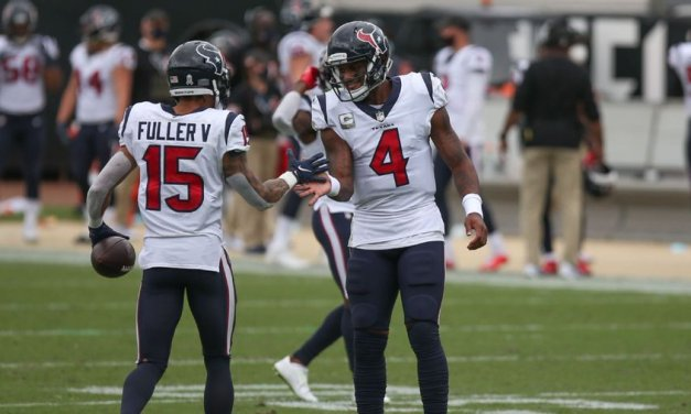 Watson: Would've been hell if Texans traded Fuller