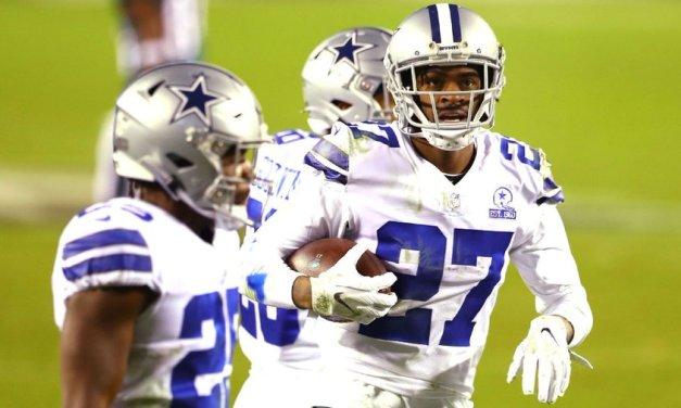 Sources: Dallas' Diggs broke foot, out 4-6 weeks