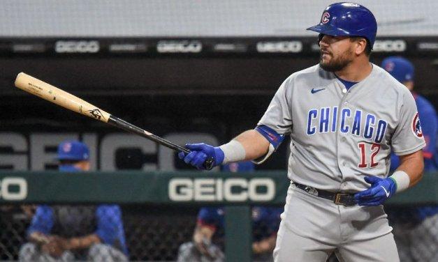 Cubs make Schwarber a free agent, tender Bryant