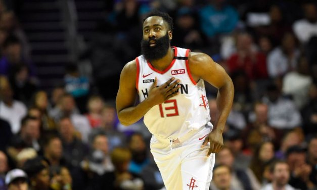 Rockets' Silas says he's giving Harden 'space'