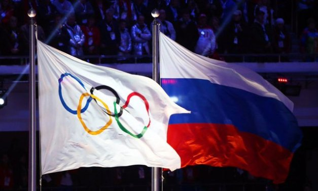 Russia gets 2-Games ban from using name, flag