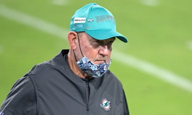 Dolphins offensive coordinator Gailey resigns