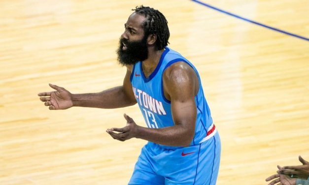 Harden on Rockets' situation: 'Crazy,' not fixable