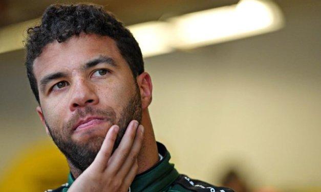 Bubba Wallace's No. 23 car fails inspection twice