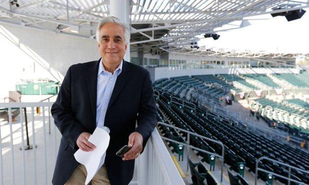 ESPN baseball reporter Pedro Gomez dies at 58